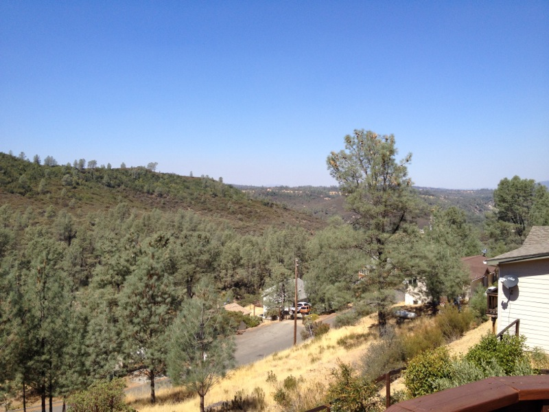2571 Wagon Wheel Dr - views from deck picture
