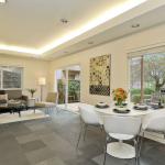 4516 Montgomery St - Living room / Dining room picture