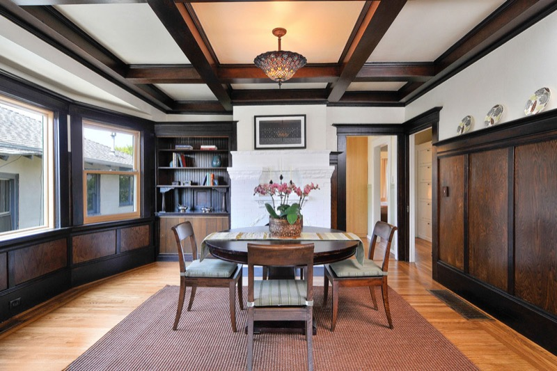 476 59th St - dining room picture