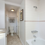 477 59th - Back bathroom from tub picture