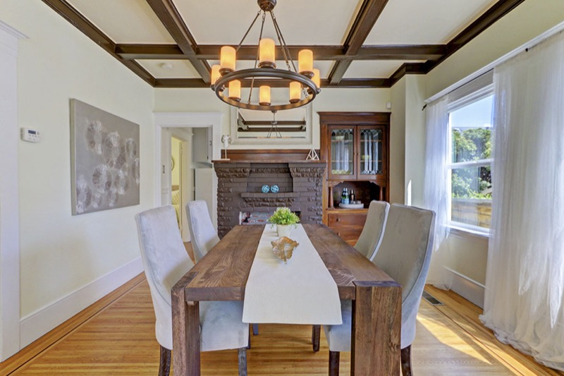 5714 Dover - dining room