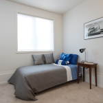 5855 Vallejo Downstairs Bedroom picture