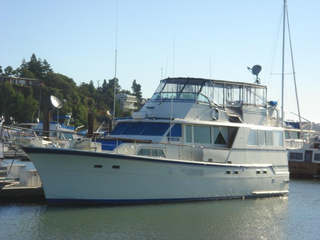 Live Aboard The Creative Spirit Yacht In San Rafael