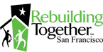 Rebuilding Together San Francisco logo