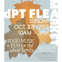 The diPietro Todd Flea Market fundraiser 2013 flyer picture