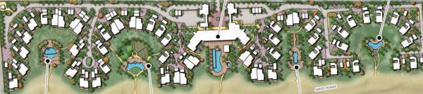 Rancho Pascuales site overview image