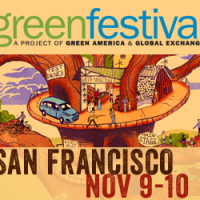 Green Festival San Francisco Nov 9-10 banner picture