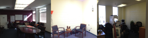 Newly painted room pictures